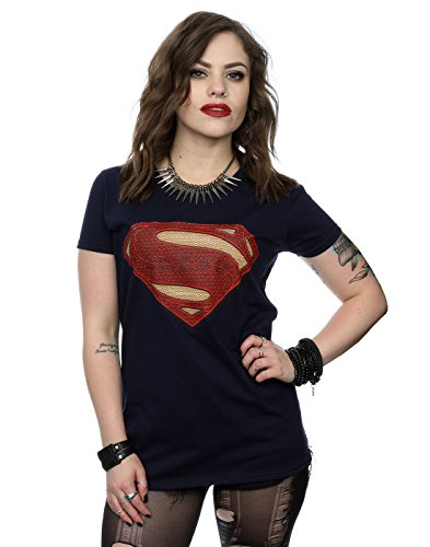 dc-comics-damen-superman-man-of-steel-logo-t-shirt-large-deep-navy