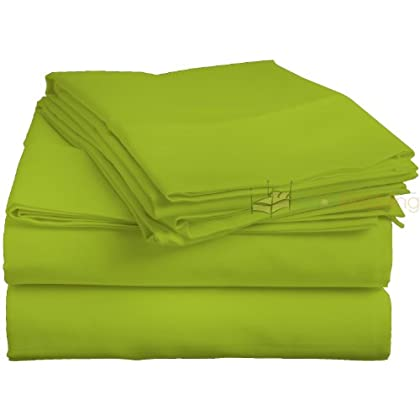 PEARLBEDDING Egyptian cotton Sheet set 22