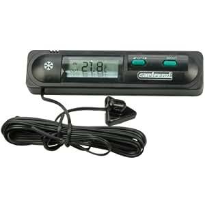 Cartrend 60143 Digital Innen-/Außen-Thermometer, inkl. Batterien