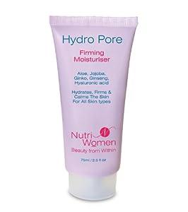 Nutriwomen Hydropore Firming Moisturiser 75ml