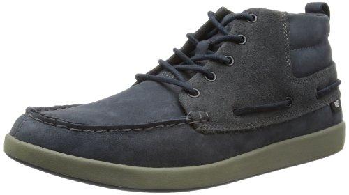 Cat Footwear ALEC MID P715312, Stivaletti uomo, Blu (Blau (Indigo)), 40