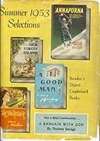 Reader's Digest Condensed Books 1953 v03 by…