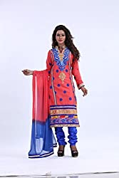Destiny enterprise designer Women cotton salwar suit (DES_115)