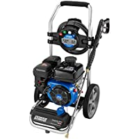 Powerstroke PS80544B 3000 PSI 2.5 GPM Pressure Washer - Blue