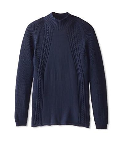 Jil Sander Men's Fashion Turtle Neck Sweater