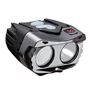 Cygolite Centauri Osp 1500 Lumen Programmable Bicycle Headlight