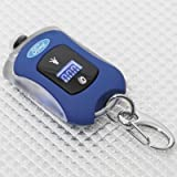 Richbrook Official Ford Digital Tyre Pressure Gauge Keyring