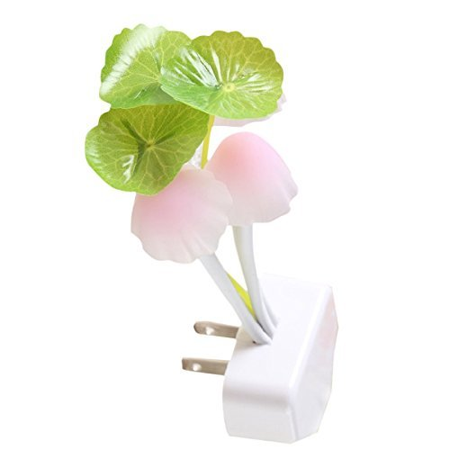 AROCCOM Nicerocker New Energy Saving Creative Design LED Night Light for Bed Lamp Home Decor