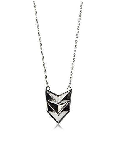Rebecca Minkoff Women's Double Chevron Necklace