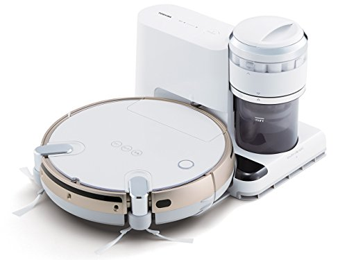 TOSHIBA robot cleaner TORNEO ROBO VC-RVS2-W (Gran White) (Toshiba Vacuum Cleaner compare prices)