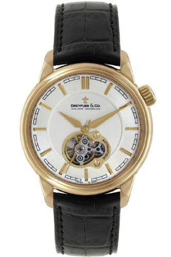 Dreyfuss & Co Gents Seafarer Watch DGS00093-02