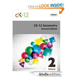 Logo for CK-12 Geometry - Second Edition, Volume 2 Of 2