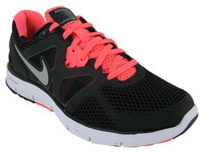 57da780058ab Nike Women s NIKE LUNARGLIDE 3 BREATHE WMNS RUNNING SHOES 10 BLACK MTLLC  SIVER WHT HT PNCH