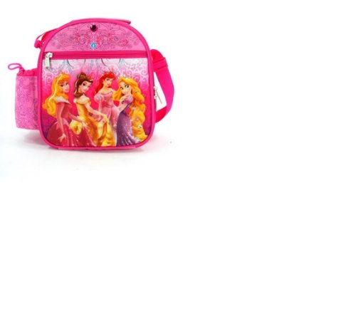 Lunch Bag - Disney - Princess - Pink Tote Bag Case - 1