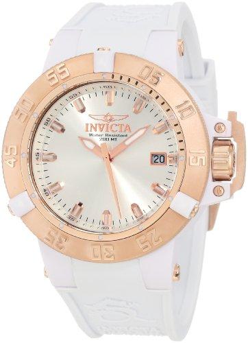 Invicta Women's 10131 Subaqua Noma III White Watch