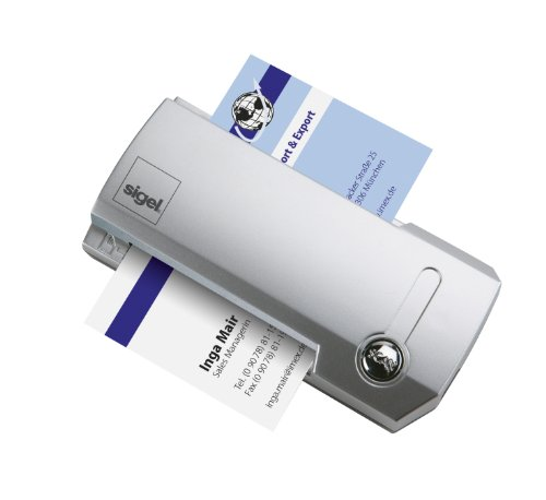 Externe Geräte Shop Sigel Vz600 Visitenkarten Scanner