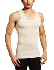 Rupa Frontline Men's Cotton Vest - B00JZLN4XA