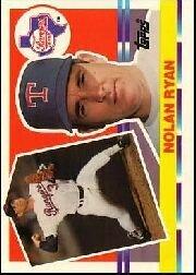 1990 Topps Big #171 Nolan Ryan