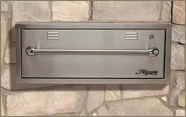 Alfresco 30 Inch Warming Drawer