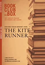 Bookclub-In-A-Box Discusses the Novel the Kite Runner by Khaled Hosseini