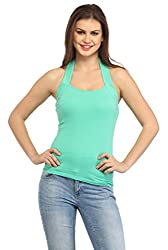 Cation Women Green Top
