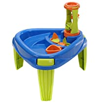 Sizzlin Cool Water Wheel Play Table