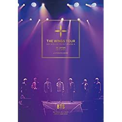 2017 BTS Live Trilogy Episode 3 The Wings Tour In Japan [Blu-ray]