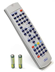 Replacement Remote Control for Samsung BN59-00683A (batteries included)