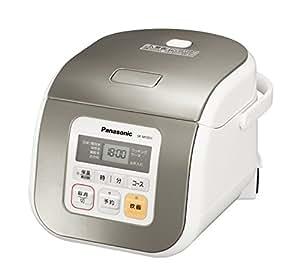 パナソニック マイコン電子ジャー炊飯器 3合 シルバー SR-MY051-S