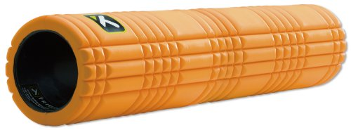 Trigger Point Performance Grid V2 Foam Massage Roller - Orange
