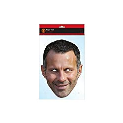 Manchester United F.C. Mask Giggs