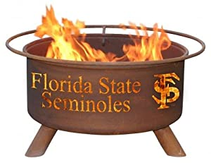 Patina Collegiate Florida State Fire Pit by Patina