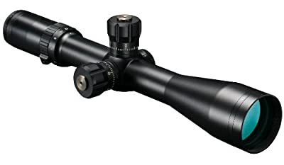 Bushnell Elite Tactical G2 FFP Reticle LRS Riflescope, 3-12x44mm from Bushnell