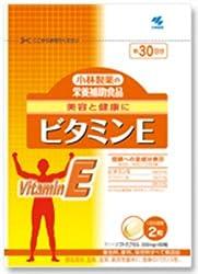ビタミンE 60粒