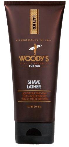 woodys-shave-lather-177-ml-selbstschaumende-feuchtigkeitsspendende-rasiercreme