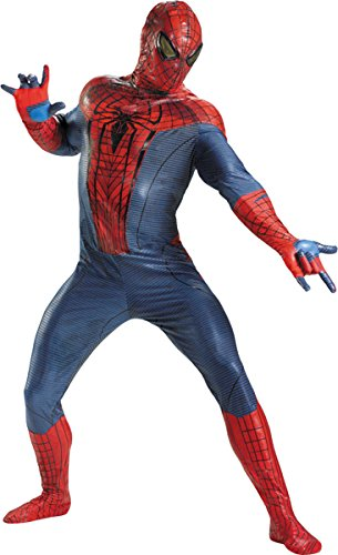 Morris Costumes Men's SPIDER-MAN MOVIE THEATRICAL 50