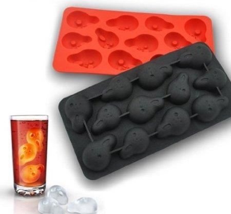 SMO Scream Ice Cube Tray Mold Screech Silicone Gel Congélateur