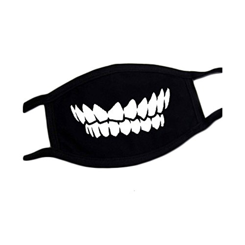 Emotionlin® Dustproof Ventilation Personality Thickening Anime Unisex Men Masks (8)