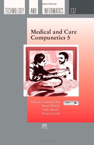 Medical and Care Compunetics 5 (Technology and Informatics)