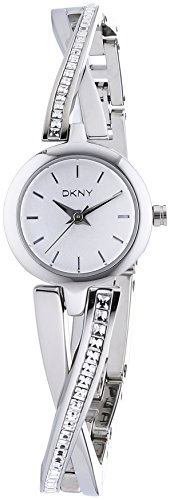 DKNY - Orologio da polso, analogico al quarzo, acciaio inox