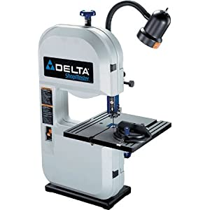 DELTA BS100 Shopmaster 9-Inch Bench Top Band Saw - Power ...