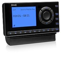 SiriusXM Satellite Radio XEZ1H1 Onyx EZ Satellite Radio with Home Kit