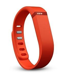 Fitbit Fitnessarmband Flex, Tangerine, FB401TE-EU