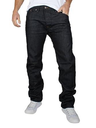 Diesel - Bleu Darron 8Z8 Slim Tapered Jeans - Homme - Taille: W32-L34