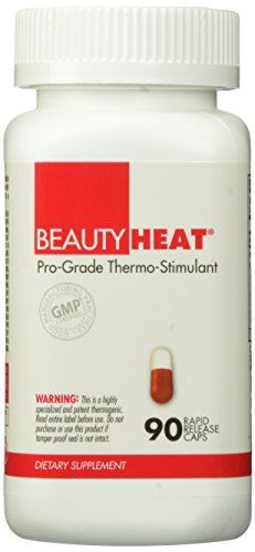 BeautyFit Beauty Heat Thermo-Stimulant — 90 Rapid-Release Caps