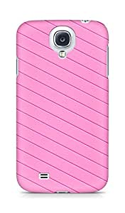 Amez designer printed 3d premium high quality back case cover for Samsung Galaxy S4 (Pink for Girls)