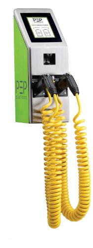 Pep Station Ps2000 Wall Mount- Commercial Level 2 Electric Car Charging Stations