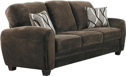 Enria Plush Sofa -