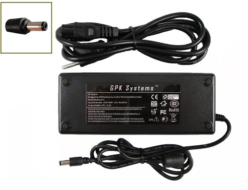 GPK Systems Ac Adapter for Toshiba Pa3717u-1aca