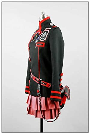 Cool-Coser Cosplay Costume Size S D.Gray-man Lenalee Lee Japanese Girl Boy Party Fiesta Festival Dress For Coser
